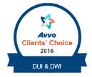 Avvo Clients' Choice 2016